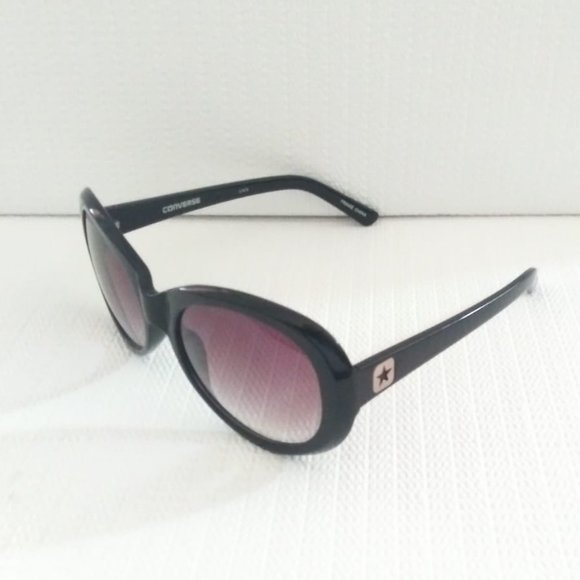 CONVERSE SUNGLASSES 58-19-140 BLACK